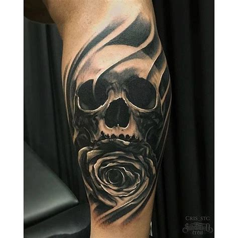 cool skull tattoos for men best 25 tattoos for ideas on