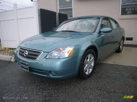 light blue nissan 2002 seascape light blue nissan altima 2 5 s 19537797