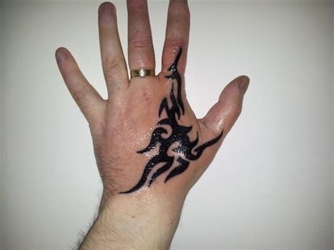 10 tribal hand tattoos for men tattoos mob