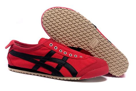Po Onitsuka Tiger Mexico 66 Paraty Slip On Canvas Black Purple onitsuka tiger slip on shoes asics indoor shoes