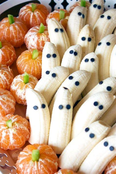 halloween treats best 25 healthy halloween snacks ideas on pinterest