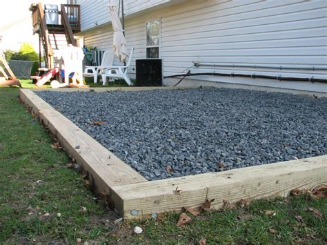 Shed Foundation Gravel by How To Prepare Your Gravel Shed Pad Sheds Unlimited
