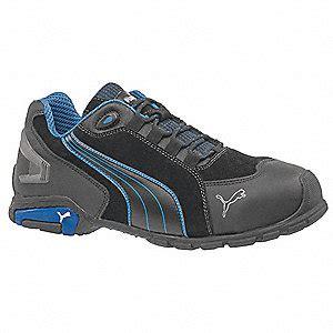 grainger shoes safety shoes athletc wrk shoes 13ee blk blue pr