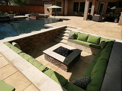 sunken backyard pit best 25 sunken pits ideas on garden