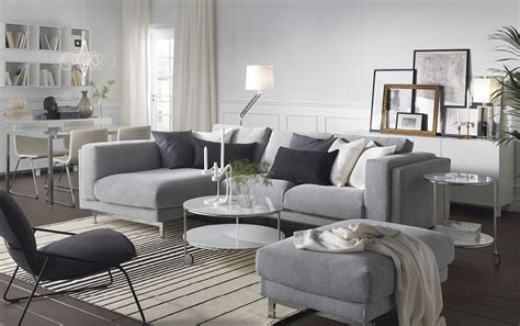 ikea living room furniture read or relax in modern surroundings ikea