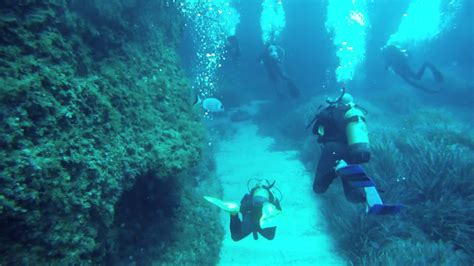 dive malta sitios de buceo ok diving malta