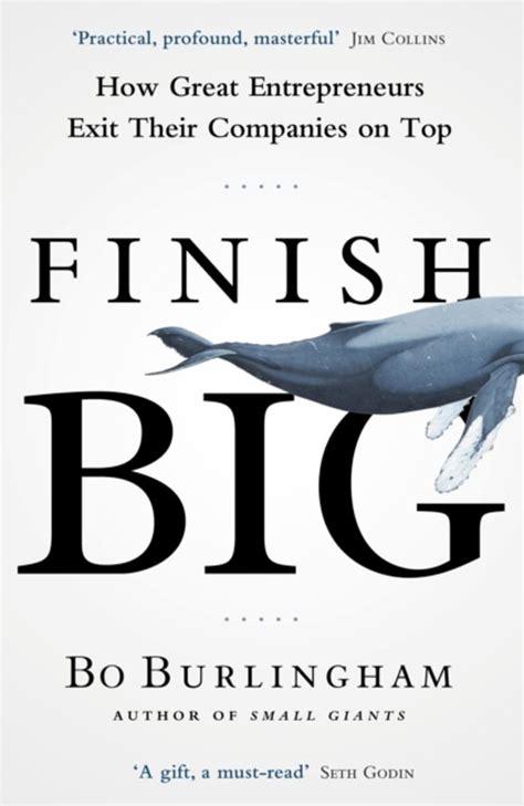 Bol Com Finish Big Bo Burlingham 9780670923267 Boeken