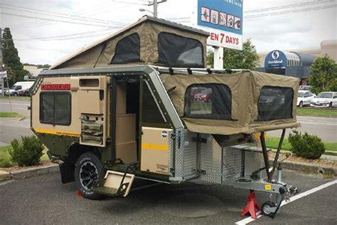 homemade 4wd awning conqueror uev 440 cer trailer 3 overlanding cing