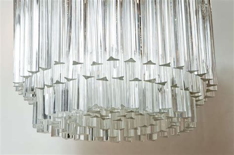 Murano Style Glass Chandelier Exquisite Camer Style Murano Glass Chandelier At 1stdibs