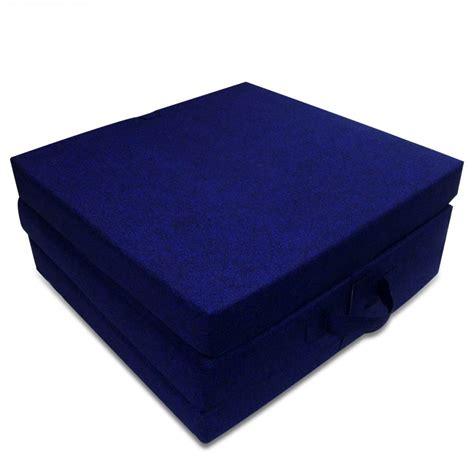 matratze schaumstoff der schaumstoff matratze klappmatratze g 228 stebett blau 190