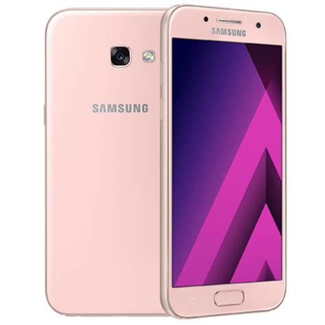 telefonia mobile samsung samsung galaxy a5 2017 in rosa a520 8806088601946