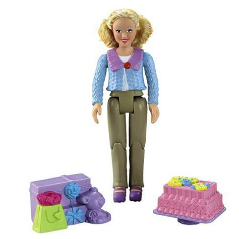 loving family doll figure caucasian