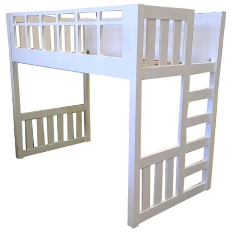 bed frames au buy federation loft bed frame in australia