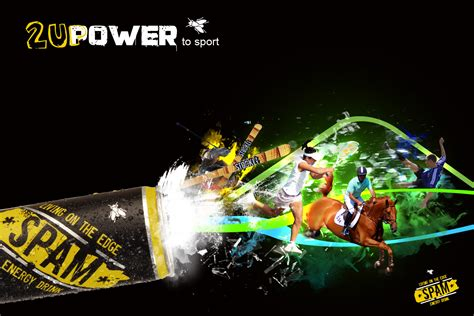 energy drink ads spam energy drink print advert by zen sports ads of the