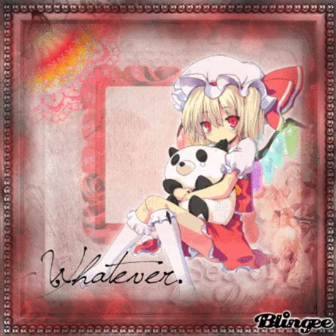 Postcard Anime Touhou Project touhou project flandre scarlet a picture