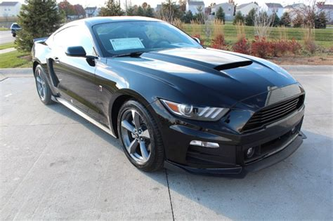 mustang v6 roush new 2015 ford mustang roush rs v6 coupe in greenwood