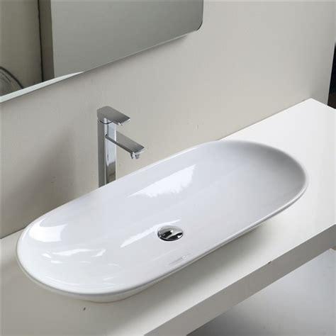 lavabo nero bagno lavabi da appoggio prezzi e offerte on line per il bagno