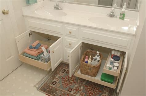 bathroom cabinet organizer ideas 18 smart diy bathroom storage ideas and tricks worth considering