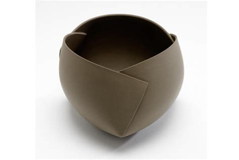 Origami Pottery - useful origami bowl 2016