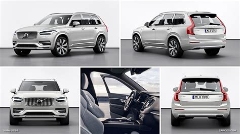 Volvo Xc90 Model Year 2020 by 2020 Volvo Xc90 Caricos