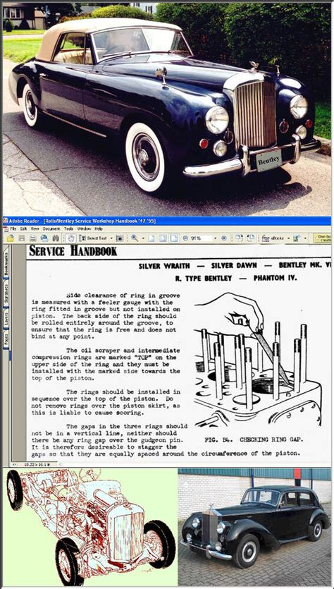car owners manuals free downloads 2012 rolls royce ghost security system bentley rolls royce workshop service manual cd 1947 1955 ebay
