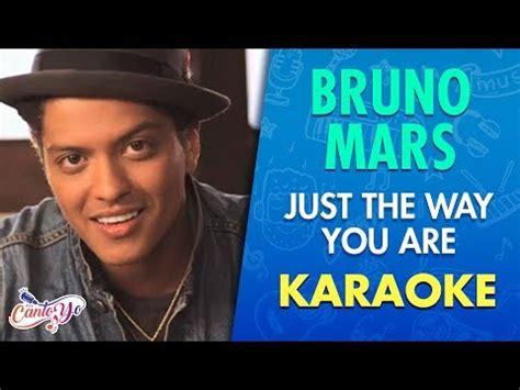 bruno mars just the way you are subtitulado en espa 241 ol vote no on cantoyo karaoke