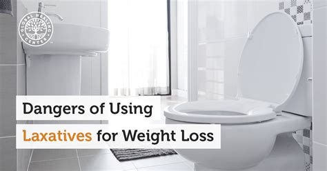 weight loss using laxatives dangers of using laxatives for weight loss