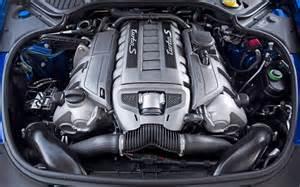 Porsche 911 Turbo Engine 2012 Porsche Panamera Turbo S Test Motor Trend