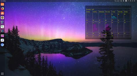 embed google calendar widget linux