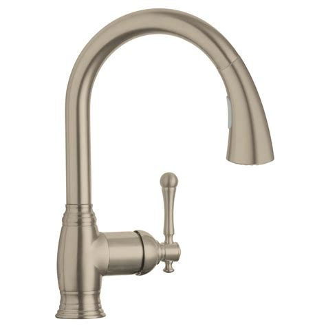 kitchen faucets kansas city grohe 33870en1 at kitchens and baths by briggs bath showroom locations in nebraska kansas and