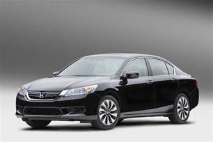 Are Honda Accords Cars News 2014 Honda Accord Hybrid Claims 49 Mpg City The