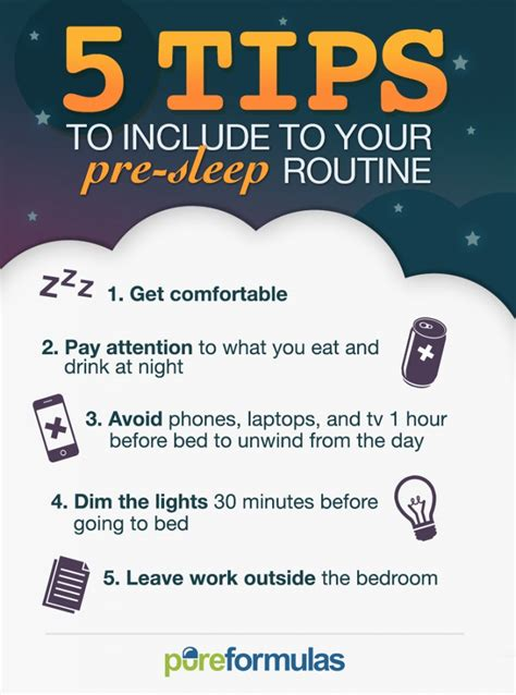 sleep better tips tips to help sleep at