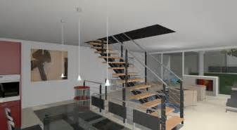 Interior Stairs Design In Duplex Apartments Duplex House Staircase Designs Home Decorating Ideas