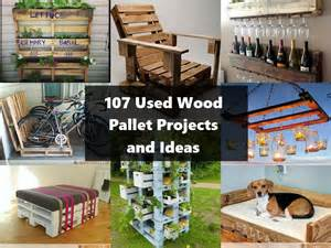 home project ideas 107 ingenious pallet projects and ideas