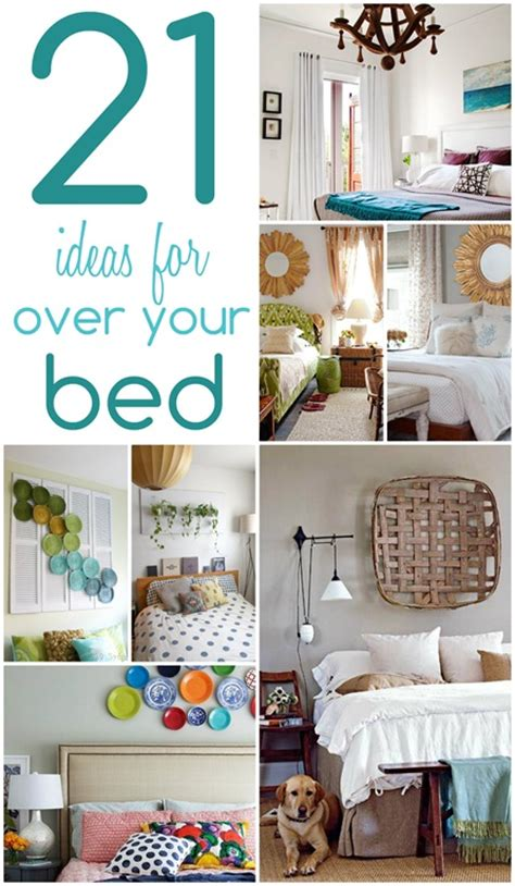 your bed 21 ideas for decorating over your bed christinas adventures