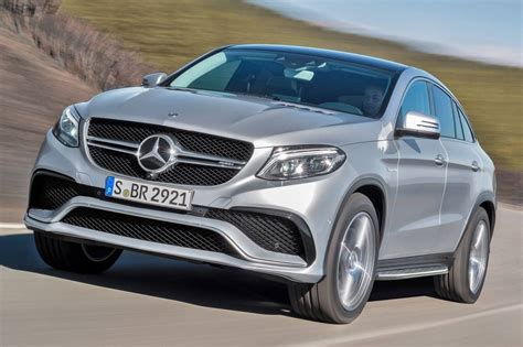 mercedes jeep used 2016 mercedes benz gle class coupe suv pricing for