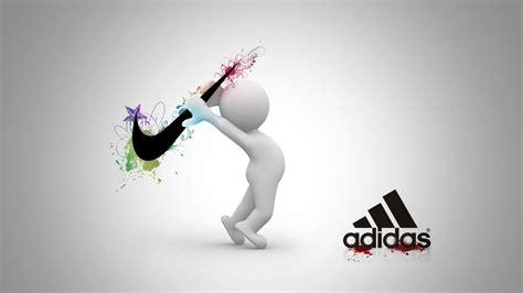 wallpaper adidas dan nike nike vs adidas wallpaper wallpapersafari