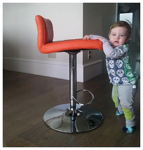 Baby Proof Bar Stools by Baby Proof Bar Stools