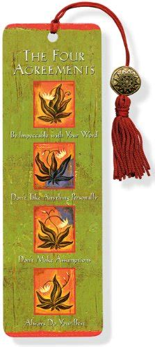 the four agreements beaded bookmark the four agreements beaded bookmark
