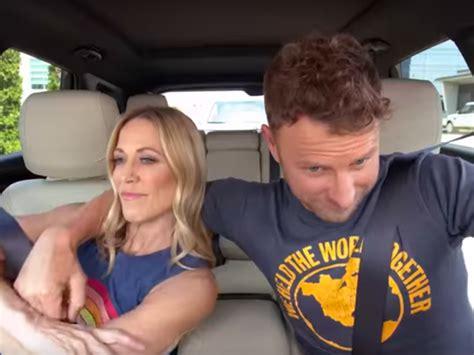 dierks bentley truck new season of carpool karaoke features dierks bentley