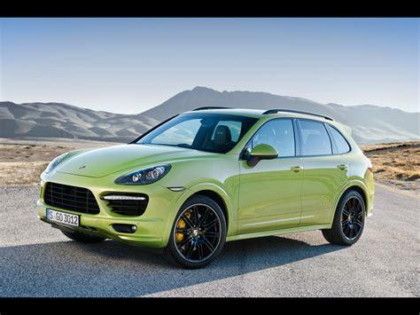 Porsche Cayenne Gts Green 2012 porsche cayenne gts green static 4 1280x960