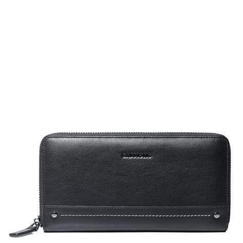 Genuine Leather Simple Wallet sammons genuine leather 2017 simple european style