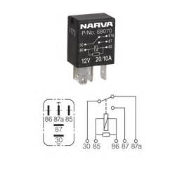 micro relays products narva