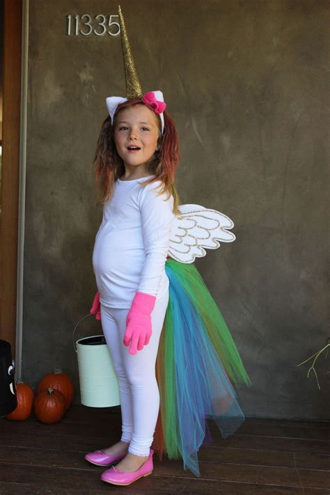 Easy Handmade Costumes - best 25 unicorn costume for ideas on