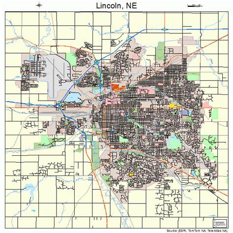 showing in lincoln ne map lincoln nebraska area afputra