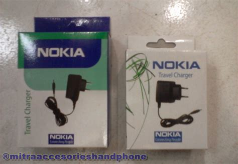 Charger Model Batok Nokia Colokan Besar mitra accessories hp