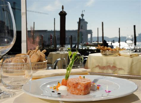 canal cuisine hotel monaco venice italy restaurant redentore dinner 2017