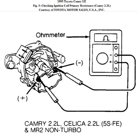 how to replace ignition coil for a 1993 alfa romeo spider 94 toyota camry ignition system
