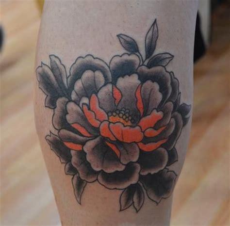 japanese peony tattoo black and grey peony tattoo designs ian robert mckown japanese peony