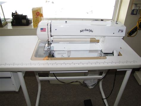 quilting tables for sale bailey s home quilter pro 15ehp